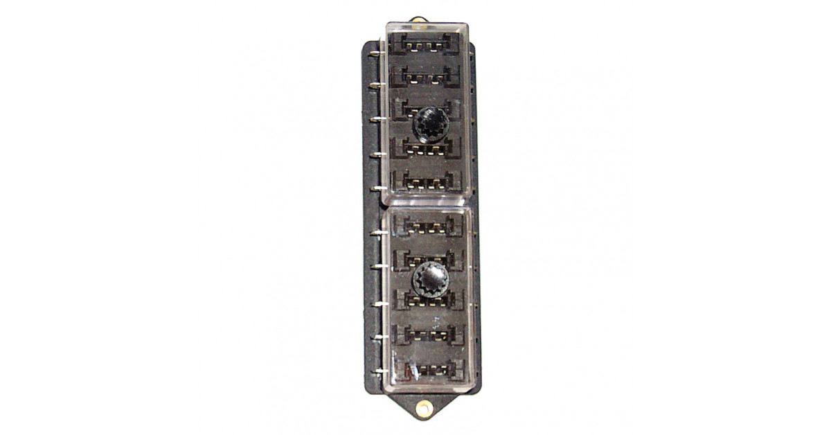10-places-fuse-holder