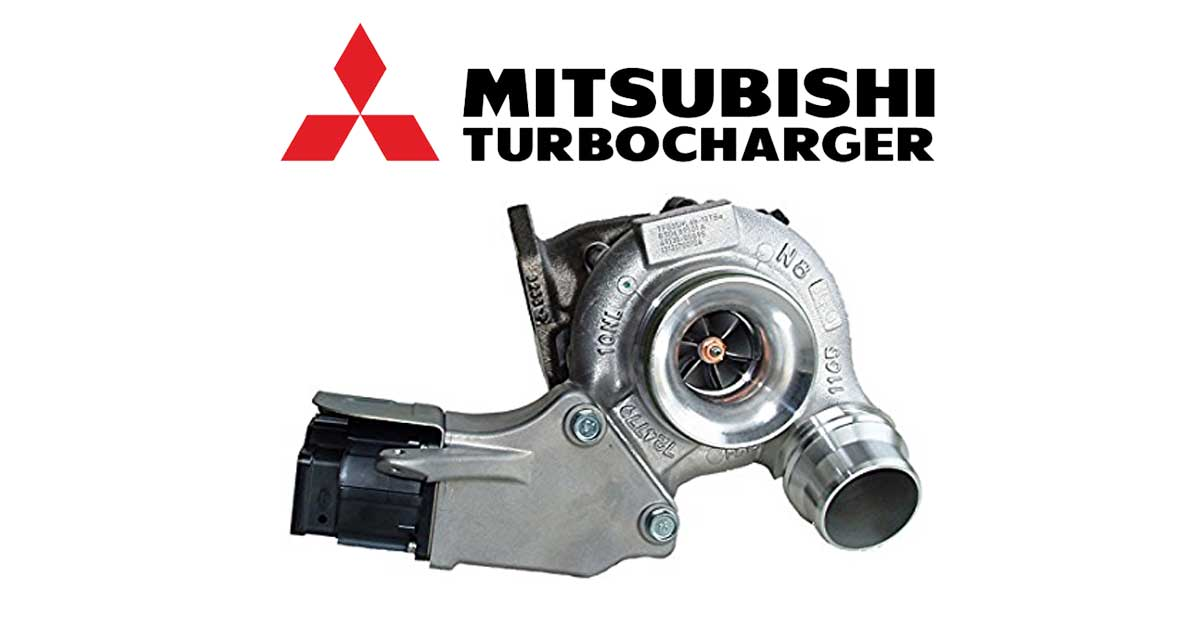 Turbocompressor Mitsubishi 49135-05850 para BMW